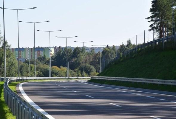Budimex zakończył ważną inwestycję w Białymstoku. Trasa Niepodległości otwarta