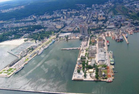 Otwarcie się na większych gości priorytetem Portu Gdynia