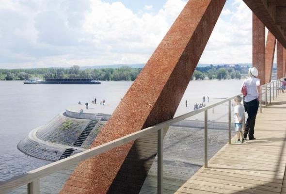 W Serbii powstanie wielofunkcyjny most-biurowiec