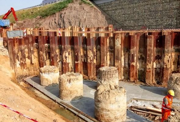 Postępy w budowie S1 Pyrzowice – Podwarpie
