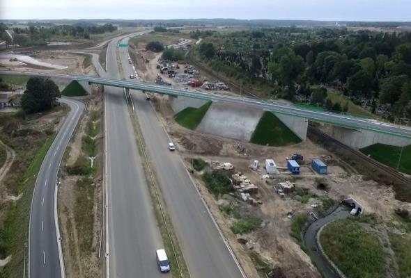 Otwarte wiadukty na obwodnicy Szczecinka