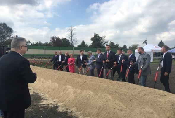 Rozpoczęcie budowy S7 na odcinku Płońsk − Pieńki − Strzegowo