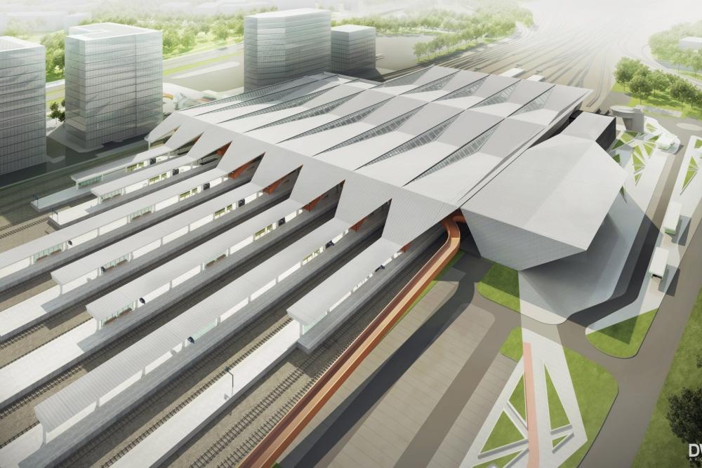 Wielka umowa na Warszawę Zachodnią za 2,4 mld zł podpisana! Będzie tunel tramwajowy