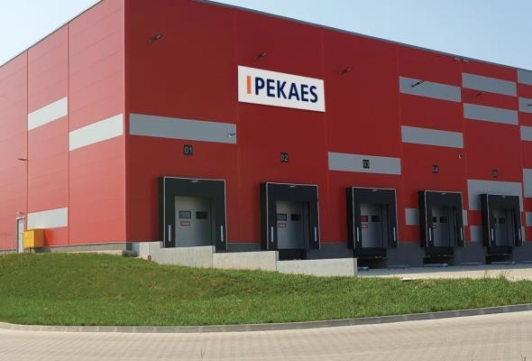 W Legnicy otwarto nowy terminal Pekaes