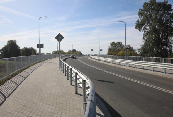 Nowy mosty na Wisłoku otwarty