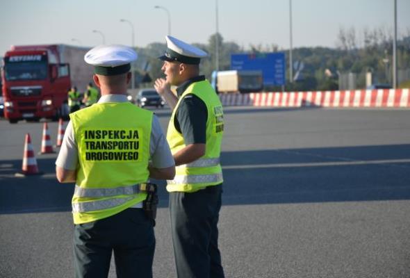 Inspekcja Transportu Drogowego stawia na nowoczesny sprzęt kontrolny