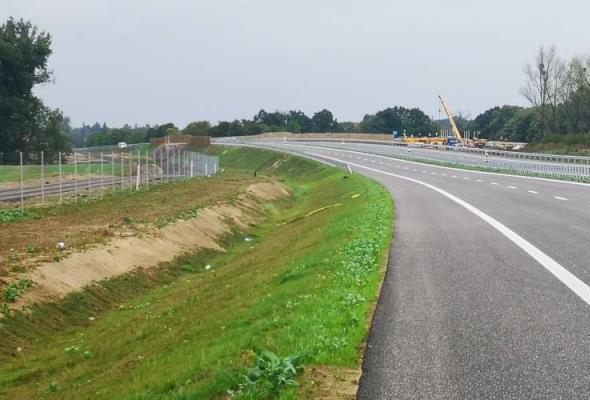 S6 pojedziemy aż do Kołobrzegu. Szykuje się otwarcie 39 km