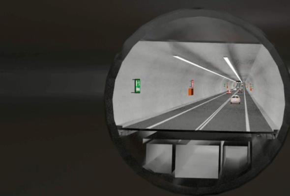 Tunel w Świnoujściu z pozwoleniem na budowę