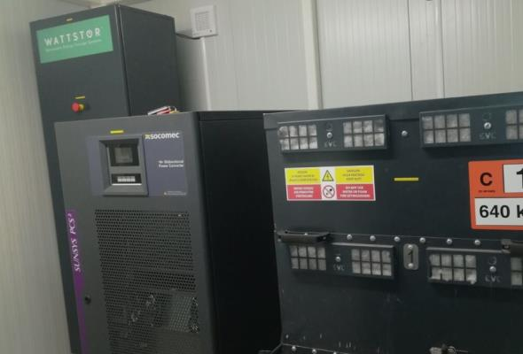 Powstaną 4 magazyny energii przy stacjach ładowania
