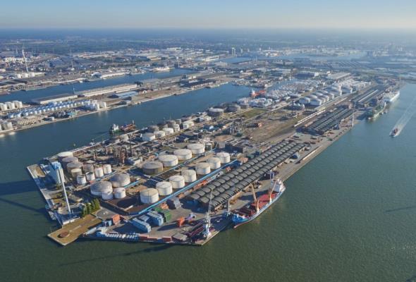 Belgia: Drugi co do wielkości port w Europie zalicza kolejne wzrosty przeładunków