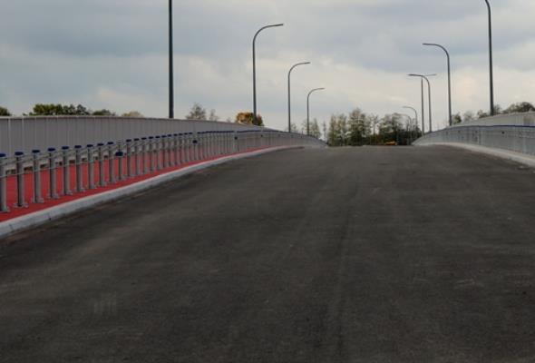 Mosty dla Regionów. Projekt mostu na Narwi