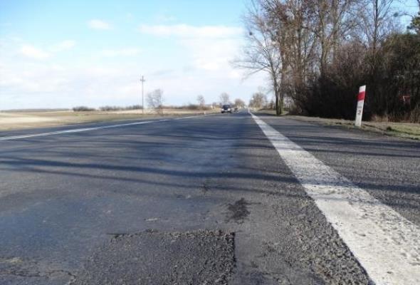 Jeszcze przed zimą lepsza nawierzchnia na trasie Lublin – Chełm