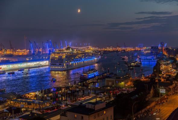Port Hamburg dostarczy czystą energię swoim gościom