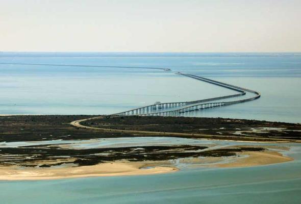 USA: niezwykły Chesapeake Bay Bridge-Tunnel powiększy się w 2023 roku