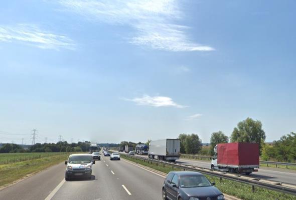 """MI: """"Zwolnij i przejedź"""" na A4 Wrocław – Gliwice ma działać od lipca"""