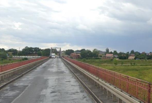 Most w Ścinawie ma rządową dotację