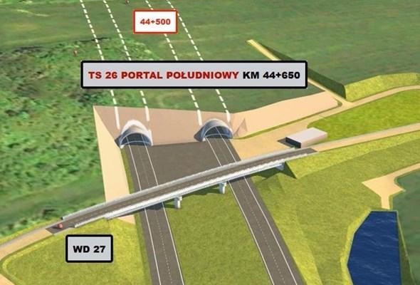 Wniosek o ZRID dla S3 Bolków − Kamienna Góra