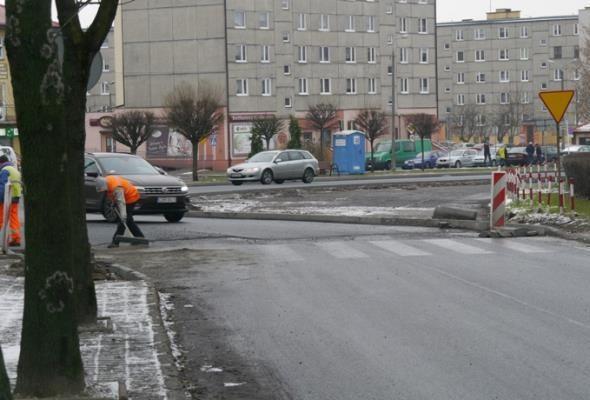 Kujawsko-pomorskie: Prace w Rypinie na półmetku