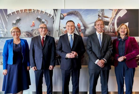 Port Szczecin-Świnoujście wzmacnia współpracę z europejskim gigantem