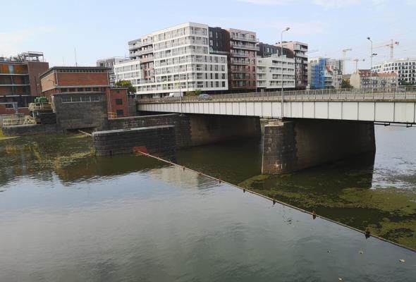 Przetarg na remont mostów Pomorskich wreszcie rozstrzygnięty