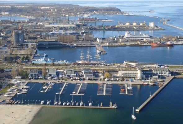 Port Gdynia z dobrym wynikiem po 10 miesiącach 2019 roku