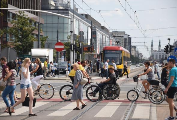 Ponad 25 milionów unijnego dofinansowania na poprawę bezpieczeństwa pieszych