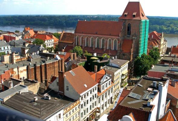 Toruń przebuduje 110 ulic w cztery lata