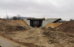 Na obwodnicy Wałbrzycha powstają pierwsze wiadukty