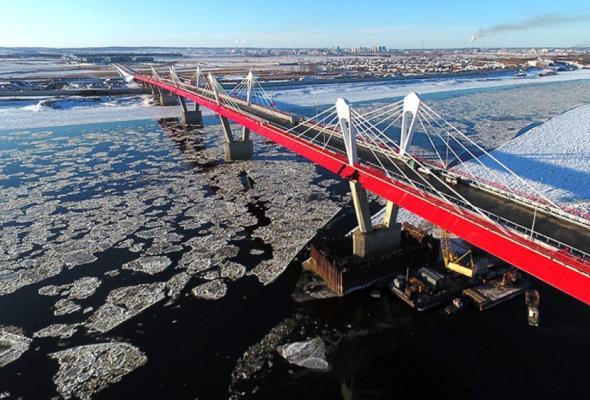 Pierwszy taki most transgraniczny połączy Rosję i Chiny