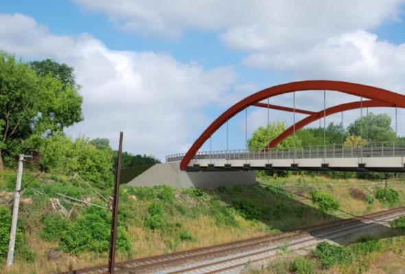 Poznań podpisał umowę na projekt dwóch wiaduktów