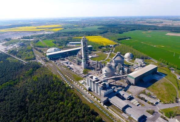 Cementownia Kujawy: Cel to 90 proc. paliw alternatywnych