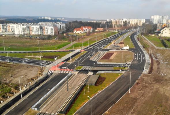 Najważniejsza gdańska inwestycja transportowa gotowa do końca roku