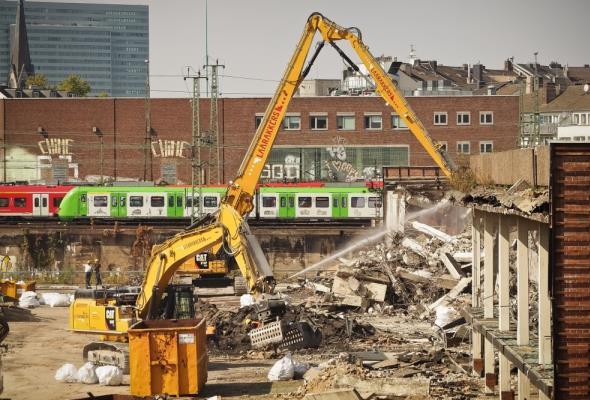 Firmy budowlane w Polsce. Rynek wciąż rozdrobniony