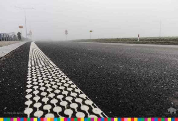 Ważna inwestycja drogowa na Podlasiu zakończona