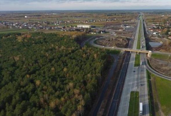 S17: Kolejne kilometry ekspresówki z Warszawy do Lublina przejezdne