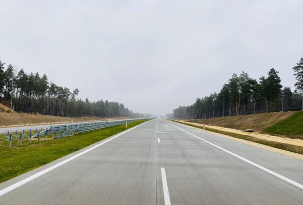 Autostradowa obwodnica Częstochowy otwarta