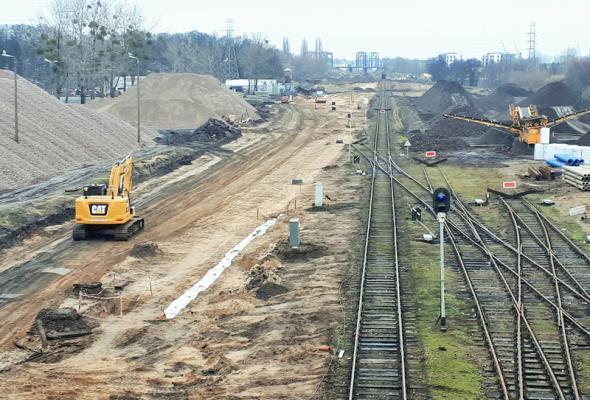 Gdańsk Port Północny. Sprawniejszy dojazd pociągów