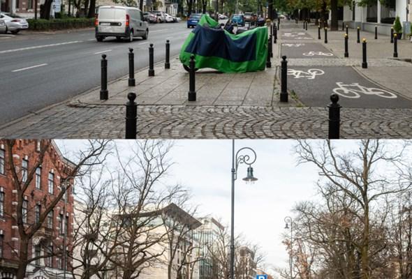 Warszawa. Tak wygląda teraz al. Szucha