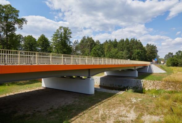 Strabag zbuduje most w ciągu DK-28