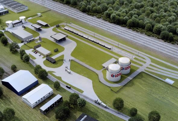 Lotos rozbuduje terminal paliw w Piotrkowie