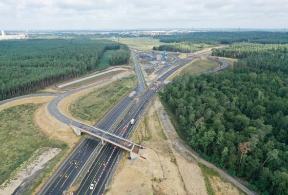 GDDKiA Wrocław: W tym roku ruszą prace przy drążeniu tunelu na S3
