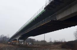 W kwietniu pojedziemy przez nowy most w Mielcu