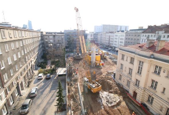 Kompleksowe rozwiązania realizacji głębokich wykopów na przykładzie realizacji Keller Polska w Gdyni