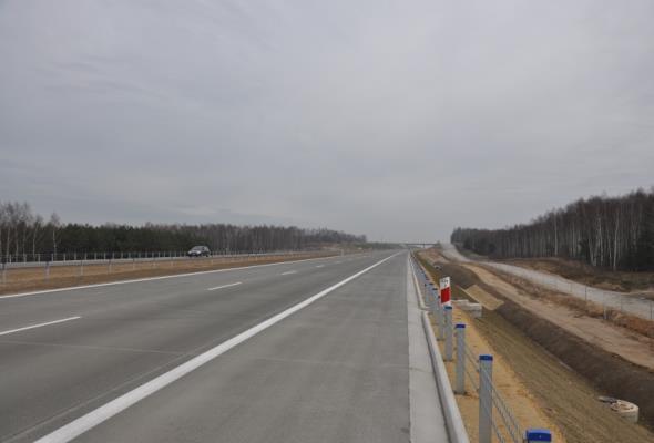 GDDKiA: Nowy wskaźnik waloryzacyjny zastosowany na A1