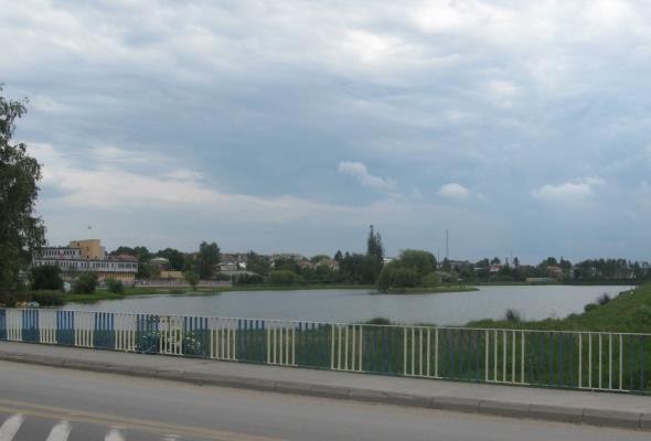 Przebudowa DW-698 i mostu na rzece Toczna
