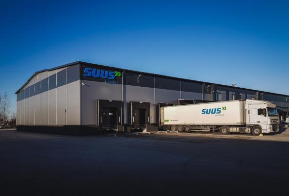 Rohlig Suus Logistics z nowym obiektem w Olsztynie