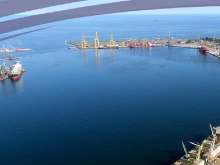 Ukraińskie porty z rekordowymi przeładunkami w 2019 roku