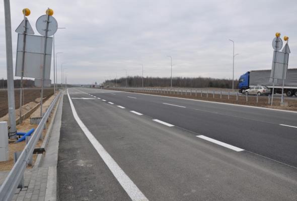 Prowerk ma nowe zlecenie na montaż barier na A1 Rząsawa – Blachownia