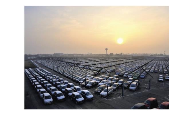 Zmiany w obsłudze logistycznej pojazdów gotowych