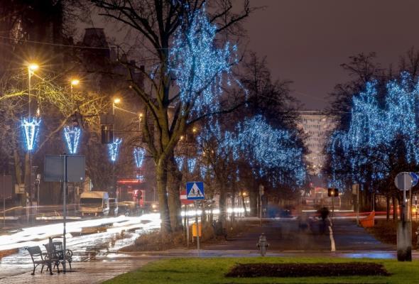 Aleja Jana Pawła II w Szczecinie do przebudowy